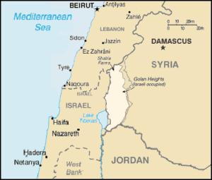 golan heights Apa Sebenarnya Berlaku Di Syria?
